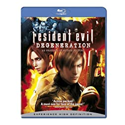 Resident Evil: Degeneration [Blu-ray]