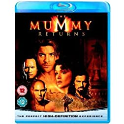 Mummy Returns [Blu-ray]