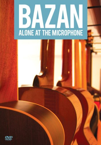 Bazan: Alone At The Microphone
