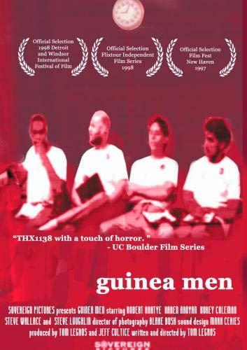 guinea men