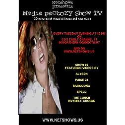 MEDIA FACTORY SHOW TV #5