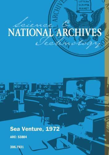 Sea Venture, 1972