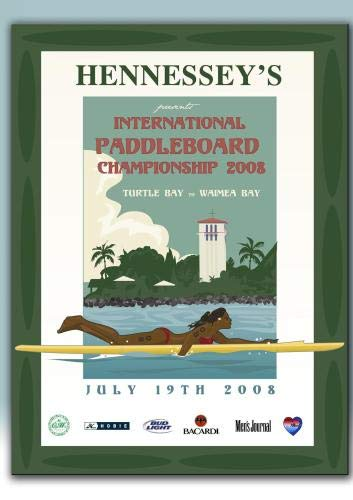2008 Hennesseys International Paddleboard Championship
