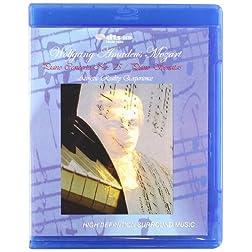 Wolfgang Amadeus Mozart: Piano Concerto No.25 / Piano Sonatas - Acoustic Reality Experience [7.1 DTS-HD Master Audio Disc] [Blu-ray]