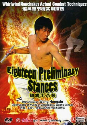 Whirlwind Nunchakus- Eighteen Preliminary Stances