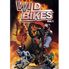 Wild Bikes Volume 1