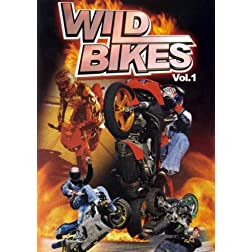 Wild Bikes, Vol. 1