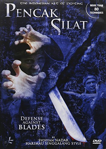 Pencak Silat Defence against Blades