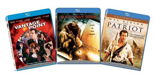 War and Politics BD 3-pk Action Bundle [Blu-ray]