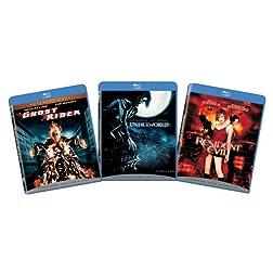Sci-Fi Superheroes BD 3-pk bundle [Blu-ray]