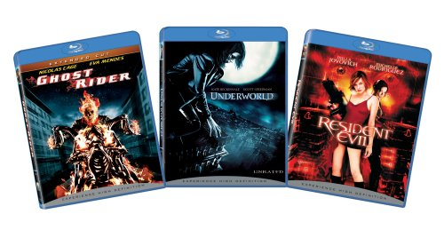 Sci-Fi Superheroes BD 3-pk bundle [Blu-ray]