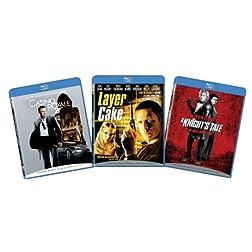 British Action BD 3-pk Bundle [Blu-ray]