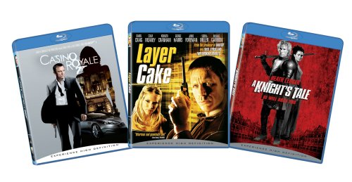 British Action BD 3-pk Bundle [Blu-ray]