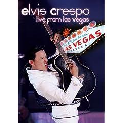 Elvis Crespo Lives: Live From Las Vegas