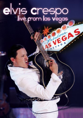 Elvis Crespo Lives: Live From Las Vegas