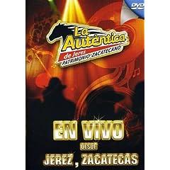 En Vivo Desde Jerez, Zacatecas