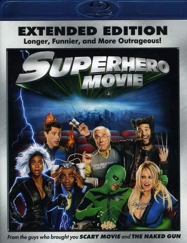 Superhero Movie [Blu-ray]
