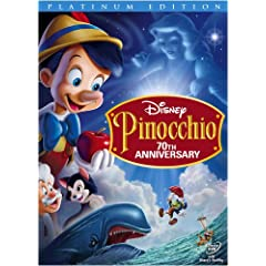 Pinocchio (Two-Disc 70th Anniversary Platinum Edition)