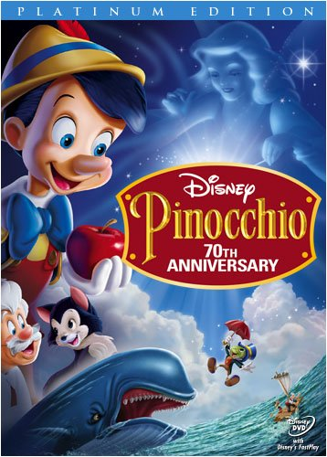 Pinocchio (Two-Disc 70th Anniversary Platinum Edition)