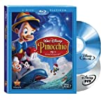 Get Pinocchio On Blu-Ray