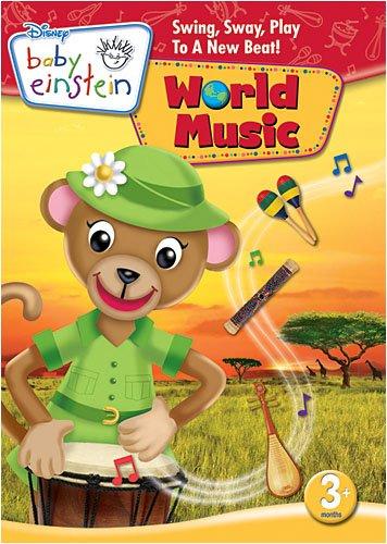 Baby Einstein: World Music