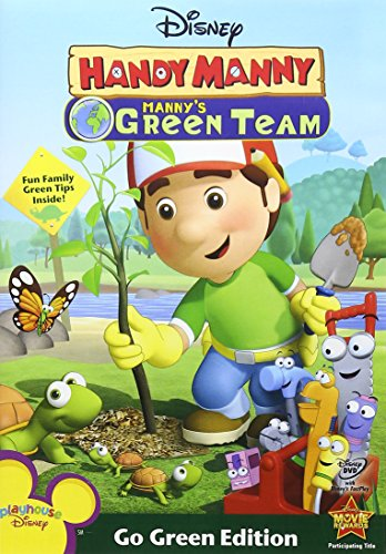 Handy Manny: Manny's Green Team