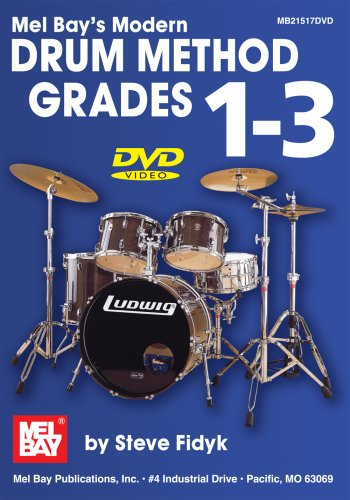 Modern Drum Method Grades 1-3