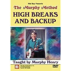 High Breaks and Backup for Banjo