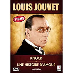 Louis Jouvet coffret 2DVD (French)