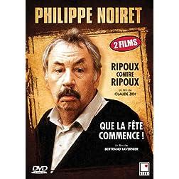 Philippe Noiret coffret 2 DVD