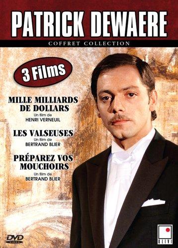 Patrick Dewaere coffret 3 DVD