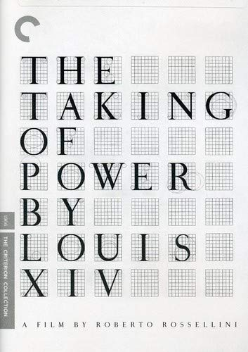The Taking of Power by Louis XIV - Criterion Collection