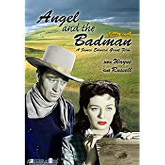 Angel and the Badman (1947) DVD