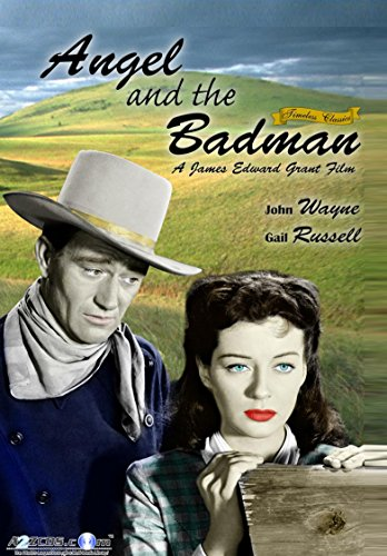 Angel and the Badman (1947) DVD