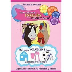 Aprendamos Inglés con Frank y Paco, Volumen 1