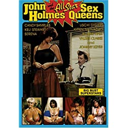 John Holmes And The All-Star Sex Queens