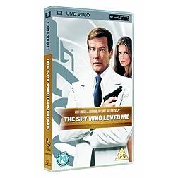 The Spy Who Loved Me [UMD for PSP]