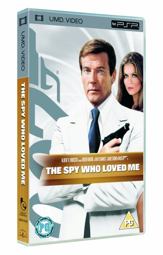 The Spy Who Loved Me [UMD for PSP]