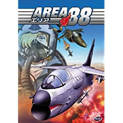 Area 88 TV, Vol. 1: Complete Collection