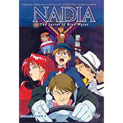 Nadia, Vol. 2: Secret of Blue Water Collection