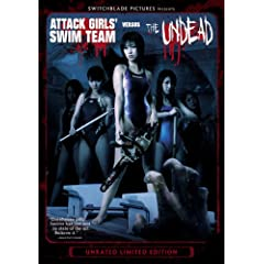 Attack Girls' Swin Team Versus the Undead
