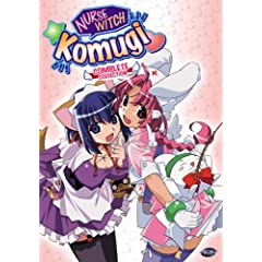 Nurse Witch Komugi, Vol. 1: Complete Collection