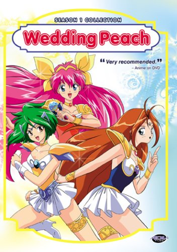Wedding Peach: Season 1