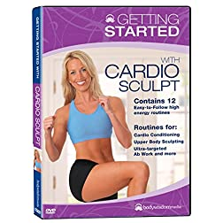 Getting Started With Cardio Sculpt