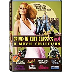 Drive-In Cult Classics, Vol. 4