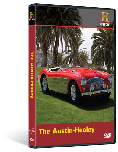 Automobiles: The Austin-Healey