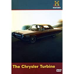 Automobiles: The Chrysler Turbine