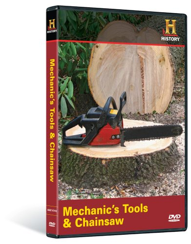 Toolbox: Mechanic's Tools and Chainsaw