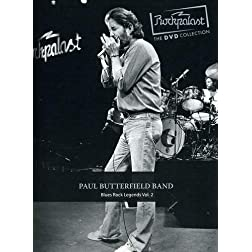 Rockpalast: Blues Rock Legends, Vol. 2 - Paul Butterfield