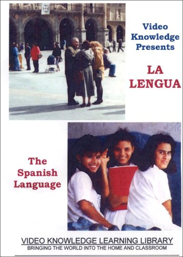 La Lengua - The Spanish Language
